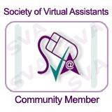 Society of Virtual Assistants Logo